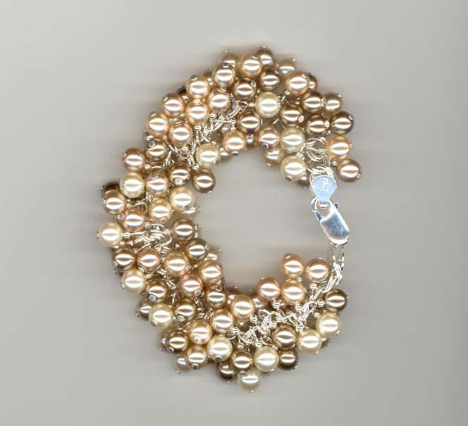 Pearl Dangles Bracelet